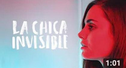 BOOKTRAILER de LA CHICA INVISIBLE | Blue Jeans